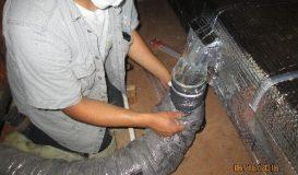 Duct Repairs & Sealing Photo